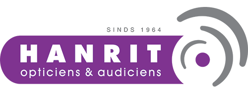 HANRIT opticiens & audiciens logo